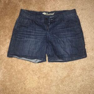 Old Navy Denim Shorts, Size 6